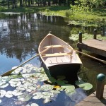 10ft Row Boat -Green Mallard Rowboat delivered to Ohio