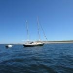 Bill's Drifter as Yacht Tender