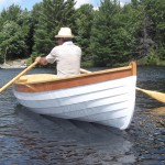 The Drifter -  sail and row boat version