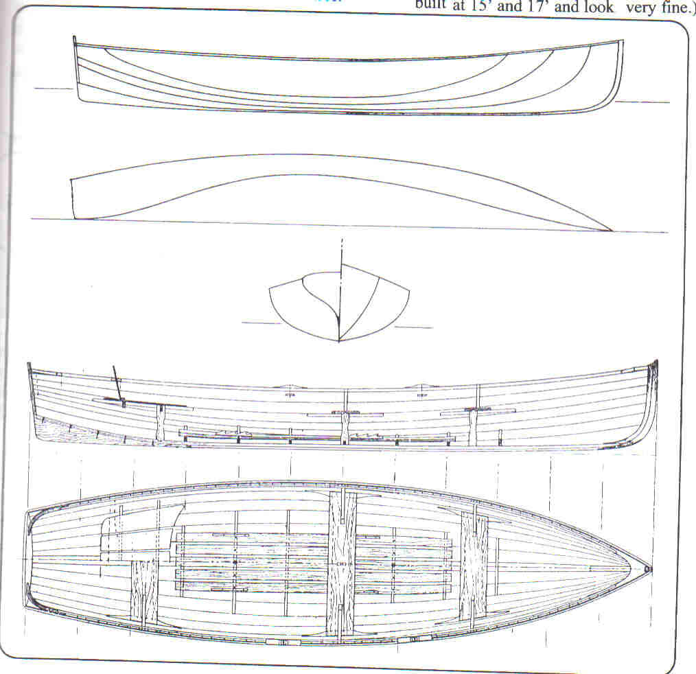 Wooden Row Boat Plans | www.galleryhip.com - The Hippest Pics