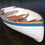 "10ft 6"" Drifter rowboat with 4ft 2"" beam $5,750 + tax/ 12ft 6"" Drifter rowboat $6,350 + tax"