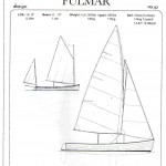"16ft 8"" Fulmer - Sailboat or  Rowboat"