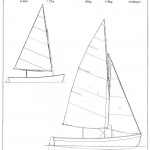 "14ft 5"" Gannet - Sailboat"