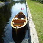 At Huntsville Locks, Ontario