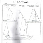 "19ft 2"" Ness Yawl - Sailboat"