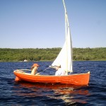 12ft Acorn Sailing Skiff - row boat version available
