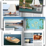 Featured in the Wooden Boat Magazine - Small Boats 2013
