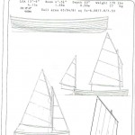 "13ft 6"" Tammie Norrie - Sailboat or Rowboat"