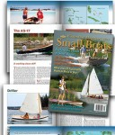 Small Boat Mag features my drifter