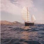 Sailing in Pollenca